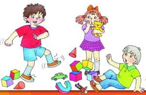 причины агрессивного поведения детей