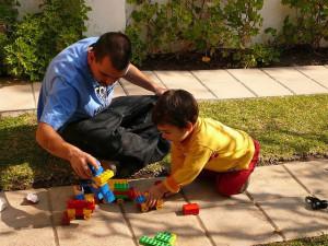 Игра для ребенка – это способ общения
