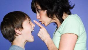 проявление агрессии ребенком